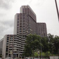 Verkaufte Eigentumswohnung 2 Zimmer, Küche, Bad, Balkon in Mannheim (Collinicenter)